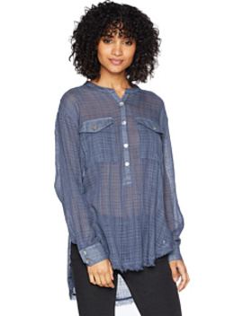 Talk To Me Button Down by Free People