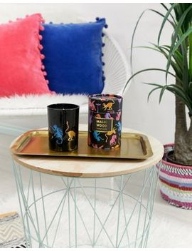 Monki Monkey Print Scented Candle by Monki