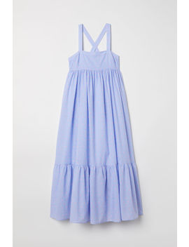 Sleeveless Long Dress by H&M