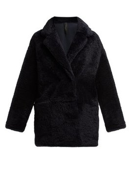 Ingrid Reversible Shearling Coat by Matches Fashion
