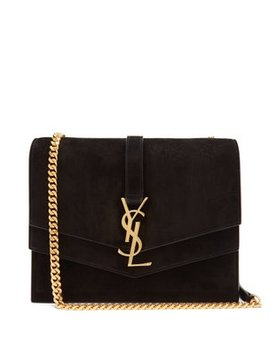Sulpice Suede Cross Body Bag by Matches Fashion