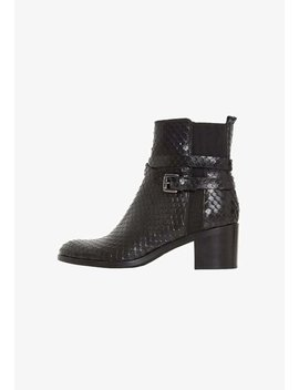Peirce   Stiefelette by Dune Black