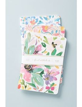 La Tinta Journals, Set Of 3 by Anthropologie