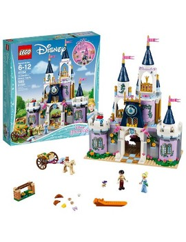 Lego Disney Princess™ Cinderella's Dream Castle 41154 by Lego