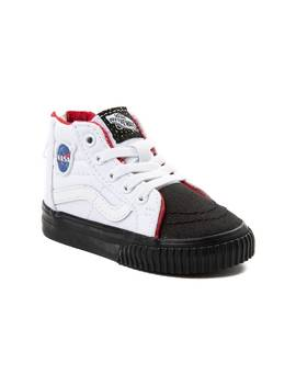 Toddler Vans Sk8 Hi Zip Mte Space Voyager Skate Shoe by Vans