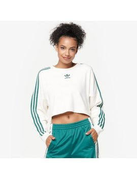 Adidas Originals Adibreak Cropped Sweater by Foot Locker