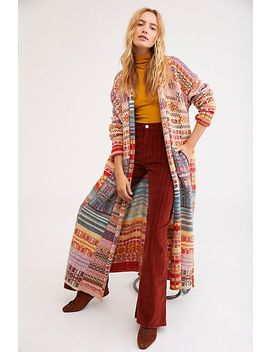 Met Your Match Sweater Coat by Free People