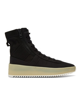 Black Jungle Sneakers by Fear Of God