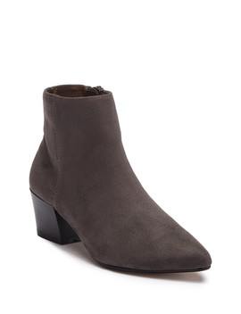 Laurin Pointed Toe Bootie by Kensie