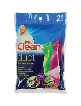 Mr. Clean® Gloves, Duet™, Small by Mr. Clean