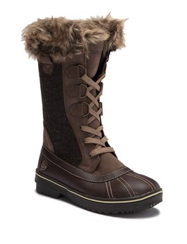 Bishop Faux Fur Lined Boot by Northside