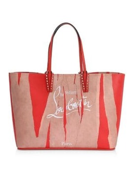 Cabata Kraft Tote by Christian Louboutin