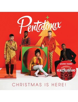 Pentatonix Christmas Is Here by Target