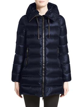 'suyen' Water Resistant Hooded Down Puffer Coat by Moncler