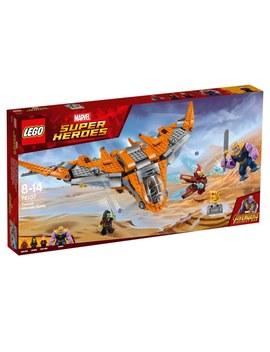 Lego 76107 Marvel Avengers Thanos Ultimate Battle Superhero Toy by Smyths