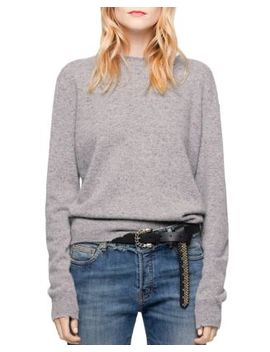 Life Cashmere Sweater by Zadig & Voltaire