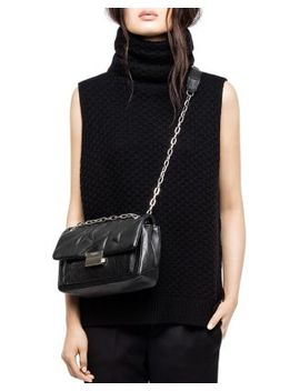 Grace Sleeveless Cashmere Sweater by Zadig & Voltaire