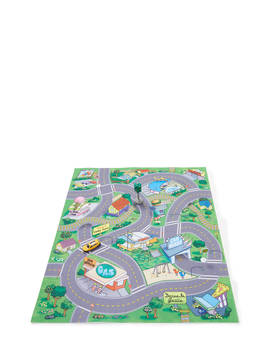 John Lewis & Partners Car Playmat And Accessories by John Lewis & Partners