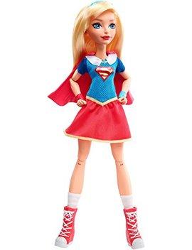 "Mattel Dc Super Hero Girls Supergirl 12"" Action Doll by Mattel"