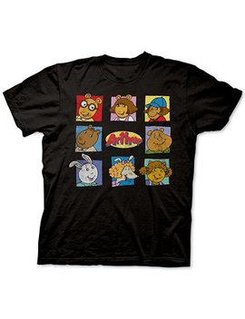 Men's Arthur Graphic T Shirt by New World