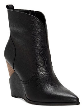 Hilrie Western Booties by Jessica Simpson