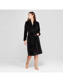 Women's Cozy Textured Robe   Gilligan & O'malley™ by Gilligan & O'malley
