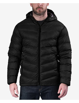 Men's Packable Chevron Parka by Hawke & Co. Outfitter