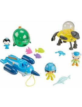 Fisher Price Octonauts Gup Fleet Mega Pack by Fisher Price