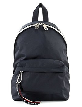 Tommy Jeans Logo Mini Satin Backpack One Size Navy by Tommy+Hilfiger