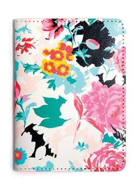 The Getaway Passport Holder   Florabunda by Ban.Do
