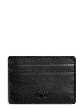 Leather Card Case by Shinola