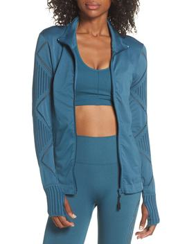 Amalia Zip Front Jacket by Climawear