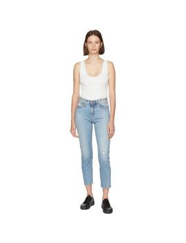 Blue Milf Jeans by R13
