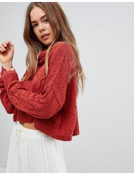 Free People Shades Of Dawn Pullover by Free People