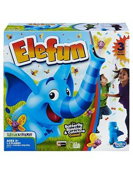 Hasbro Elefun And Friends Elefun Game With Butterflies And Music Kids Ages 3 And Up by Hasbro