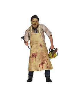 "Neca Texas Chainsaw Massacre 7"" Ultimate Leatherface Action Figure by Neca"