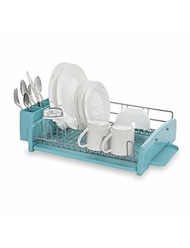 Kitchen Aid 3 Piece Dish Rack, Aqua Sky by Kitchen Aid