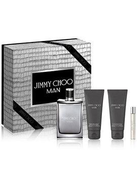 Men's 4 Pc. Man Gift Set by Jimmy Choo