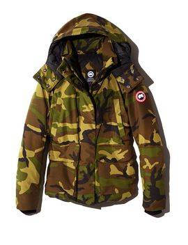 Blakely Camo Print Down Parka   100 Percents Exclusive by Canada Goose