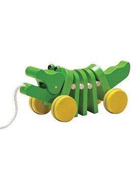 Plan Toys Dancing Alligator by Plan Toys