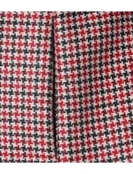 Houndstooth Coat by Red Valentino