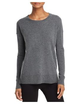 High/Low Cashmere Sweater   100 Percents Exclusive by Aqua Cashmere