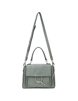 Blue Small Faye Day Bag by ChloÉ