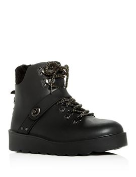 Women's Urban Hiker Platform Booties by Coach