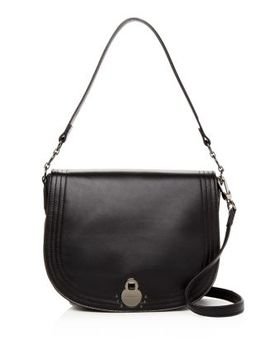 Cavalcade Large Leather Shoulder Bag by Longchamp