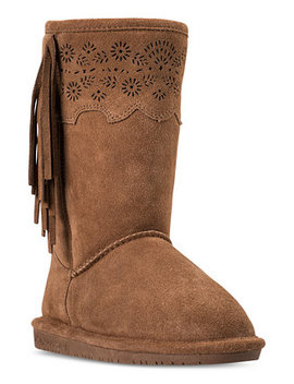 Tallulah Boots, Big Girls (3.5 7) & Little Girls (11 3) From Finish Line by Bearpaw