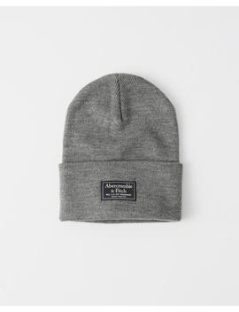 Gorro Con Logo Y Vuelta by Abercrombie & Fitch