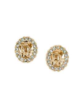 1970's Dior Clip On Earrings by Christian Dior Vintage