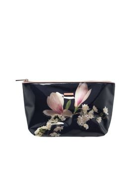 Ted Baker Ladies Large Cosmetic Bag Pvc Autumn/Winter 18 by Ted Baker
