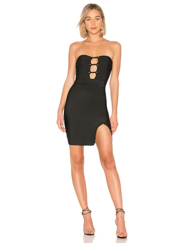Gigi Studded Bandage Dress by By The Way.